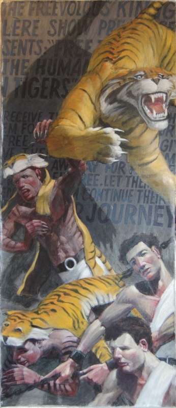 13 Free The Human Tigers !