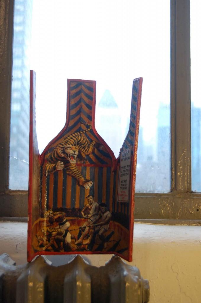 Free the Human Tigers!
